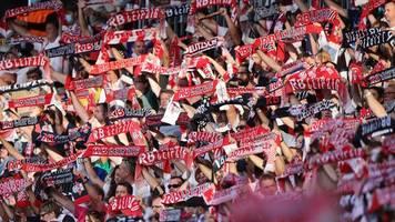 Bundesliga - Erhöhte Inzidenz: RB Leipzig gegen Hertha mit 23.500 Fans