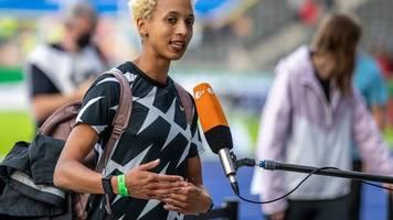 Olympiasiegerin Mihambo wird Sportlerin mit Herz
