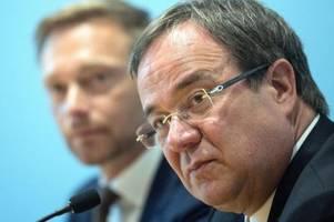 Laschet warnt FDP vor Ampelkoalition