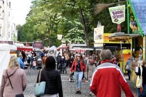 Die Stadt Augsburg macht den Weg für die Herbstdult frei - diese Regeln gelten