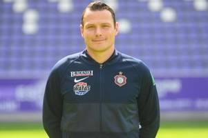 Marc Hensel vorerst Trainer beim FC Erzgebirge Aue