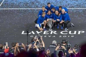 team europe vs. team world: das läuft beim laver cup 21