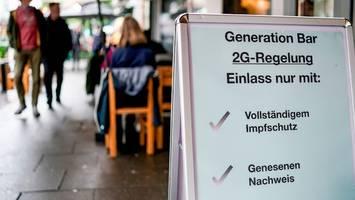 was gilt im ausland?  - deutschlands 2g-knallhart-kurs markiert in europa einen sonderweg