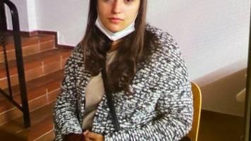 Vermisstenfall in Bayern - Seit Montagmittag vermisst: Wer hat Cecile Lea (16) gesehen?