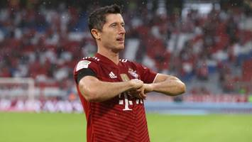 "41 Treffer - Bayerns Lewandowski erhält als bester Torjäger Europas erstmals den ""Goldenen Schuh"""