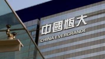 Evergrande-Krise: Wo sind die Risiken für die Weltwirtschaft?