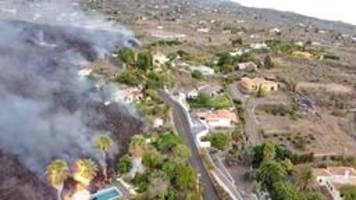 Vulkanausbruch auf La Palma: Nichts hält die Lava auf