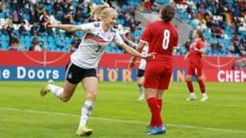 wm-qualifikation: deutschland besiegt serbien mit 5:1