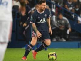 Paris Saint-Germain: Messi fällt aus