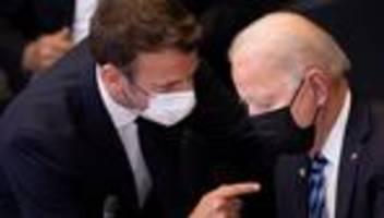 U-Boot-Streit: Französischer Botschafter kehrt in die USA zurück
