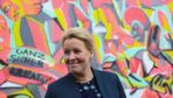 Franziska Giffey: Die Sauberfrau