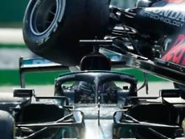 Das lange Warten auf die 100: Hamiltons Batmobil soll in Sotschi siegen