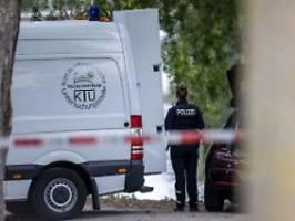 verdächtiger erneut festgenommen: hamm: blut der toten an messer gefunden