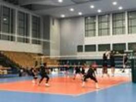 Testspiele in Polen sollen zeigen, auf welchem Level die Volleys technisch und mental sind