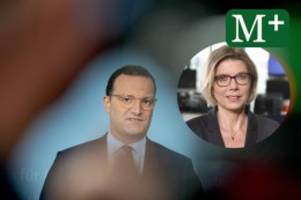 meinung: konsequenter beschluss der gesundheitsminister