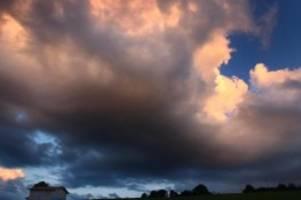 wetter: milde temperaturen und wolken in berlin und brandenburg