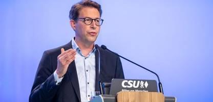 Bundestagswahl 2021 im News-Update: Markus Blume (CSU) hält Erneuerung der Union nach der Wahl für nötig