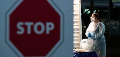 Corona-Virus in Deutschland: RKI meldet 10.454 Neuinfektionen