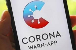 Corona-Pandemie: Neue Version der Corona-Warn-App bereit für Booster-Impfung