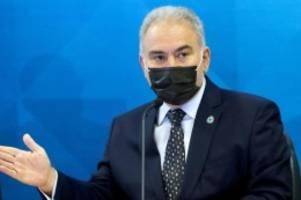 Gesundheit: Corona bei UN: Brasiliens Delegation soll in Quarantäne