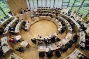 Landtag: Landtag berät: Schleswig-Holsteins Weg raus aus der Pandemie