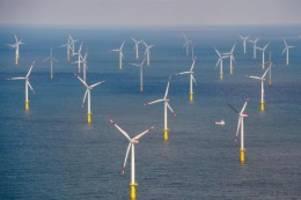 Energie: Analyse: Großes Potenzial für Wasserstoff durch Windenergie
