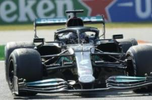 Formel 1: Titelkampf im Batmobil: Hamilton unter Druck