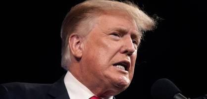"""""""Heimtückisches Komplott"""" – Trump verklagt Nichte und """"New York Times"""""""
