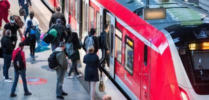 Rot-Grün will S-Bahn-Bau in Hamburgs Westen beschleunigen