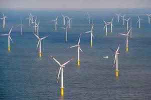 Analyse: Großes Potenzial für Wasserstoff durch Windenergie