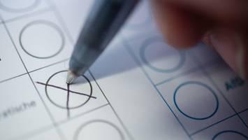 bundestagswahl am 26. september - aktuelle umfragen zu bundestagswahl 2021: wen die bürger jetzt wählen würden