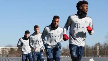 FC Bayern - Vier Franzosen stehen in München vorm Abschied - nur Coman wäre ein Schlag