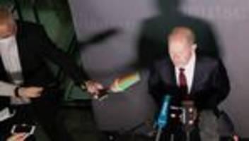 Olaf Scholz und die FIU: Die Pannen-Truppe