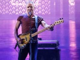 Und Sting ist auch dabei: Reeperbahn-Festival trotzt Corona