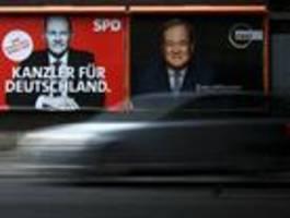 SPD-Vorsprung schmilzt leicht – Union legt auf 23 Prozent zu