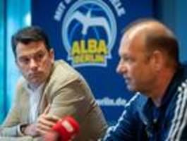 Alba Berlin braucht in der neuen Saison Geduld und Vertrauen