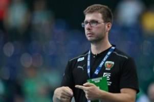 Handball: Füchse Berlin werfen sich an die Spitze der Bundesliga