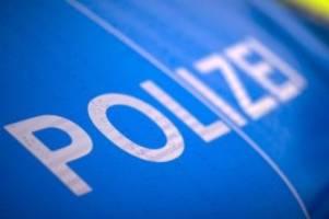 kriminalität: zwei verletzte nach streit zwischen nachbarn