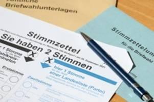 Wahlergebnisse: Bundestagswahl 2021 in Niedersachsen  – alle Ergebnisse