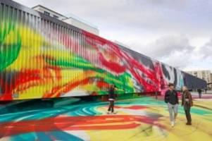 Museen : Hamburger Bahnhof: Die Rieckhallen bleiben erhalten