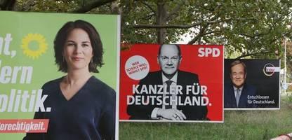 Bundestagswahl 2021 im News-Update: Ein Viertel der Wähler will sich noch nicht festlegen
