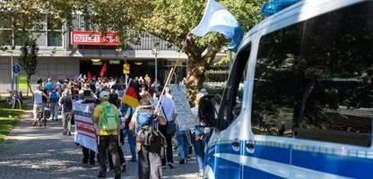 Fall Idar-Oberstein: Innenpolitiker geben AfD Mitschuld an Radikalisierung der »Querdenker«-Bewegung