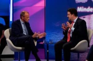 ARD-Talk: Maischberger: Merz verharmlost Mord in Idar-Oberstein