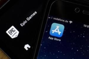 Apple vs. Epic: Fortnite kommt vorerst wohl nicht wieder in den App Store
