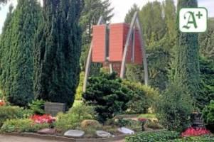 bestattungen: lauenburger friedhof: geehrt und doch in not