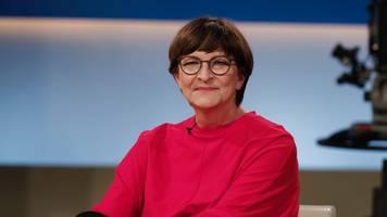 Bundestagswahl 2021 | Esken fordert Abkehr von der schwarzen Null