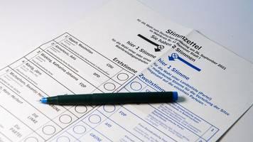 Wählercheck: Bayern wäre Fortsetzung der Groko am liebsten