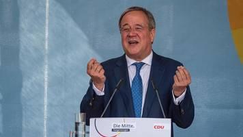 YouGov-Umfrage zur Bundestagswahl: Union verringert Abstand zur SPD