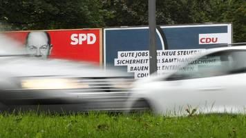 Hamburger Parteien: So viel Geld geben sie im Wahlkampf aus