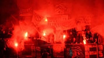 ligue 1: ausschreitungen auch nach spiel marseille gegen angers